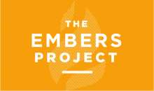 The Embers Project logo